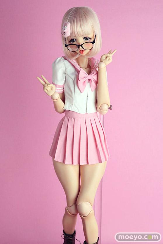 リアルアートプロジェクト Pink Drops #49 柑奈(カンナ) QUARANTOTTO エロ ドール 02
