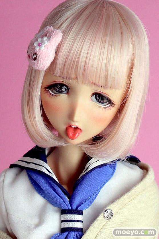 リアルアートプロジェクト Pink Drops #49 柑奈(カンナ) QUARANTOTTO エロ ドール 04