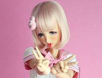 キュートな繊細メイク!!!「Pink Drops #49 柑奈(カンナ)」 期間限定予約受付開始!