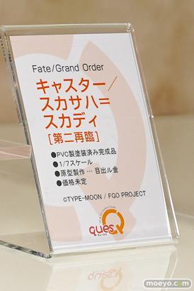 キューズQ Fate/Grand Order キャスター/スカサハ=スカディ[第二再臨 ] 目出ル金 フィギュア ワンダーフェスティバル 2020[冬] 08