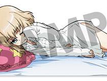 『ガールズ&パンツァー 最終章』から、「カチューシャ」の添い寝抱き枕カバーがホビーストック限定で登場!