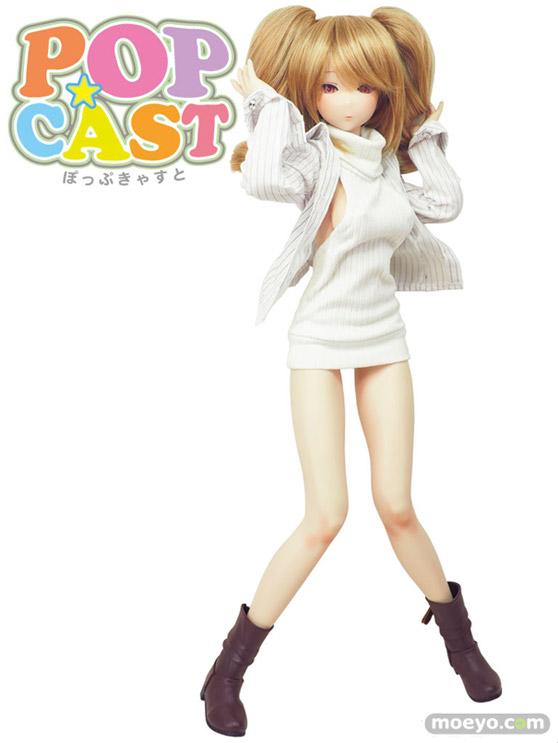 東京ドール POPCAST(ポップキャスト) ティアラ シームレスドール エロ フィギュア 01