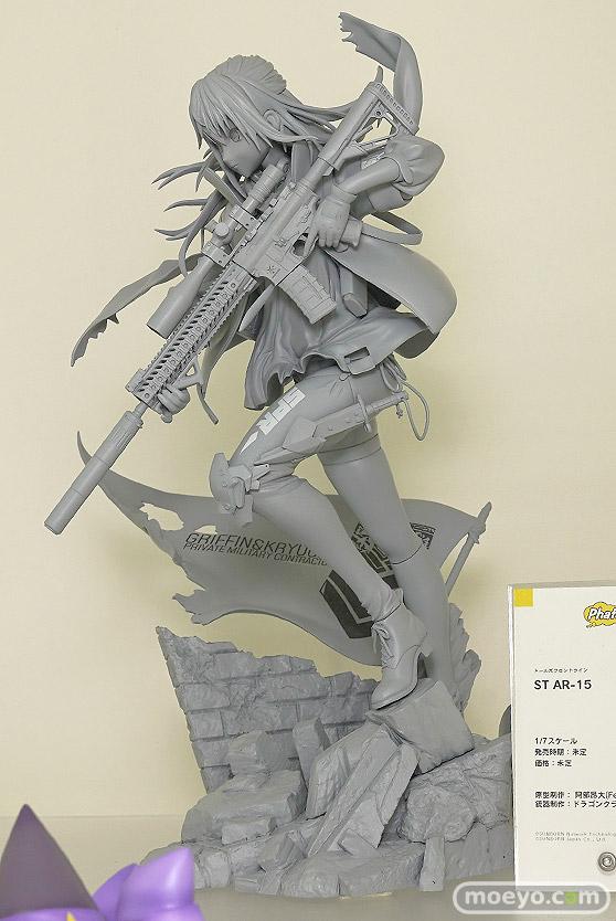 ファット・カンパニー ドールズフロントライン ST AR-15 阿部昂大 ドラゴンクラフト ワンダーフェスティバル 2020[冬] 03