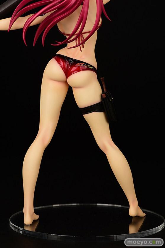 オルカトイズ FAIRY TAIL エルザ・スカーレット・水着Gravure_Style/ver.炎 川崎和史 フィギュア 41