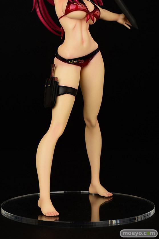 オルカトイズ FAIRY TAIL エルザ・スカーレット・水着Gravure_Style/ver.炎 川崎和史 フィギュア 49