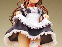 キューズQ名作美少女フィギュア「ToLOVEる-とらぶる-ダークネス 結城美柑 メイドStyle」が再販決定!予約受付開始!