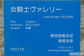 ネイティブ 女騎士ヴァレリー 犬江しんすけ 榊馨 フィギュア エロ ワンダーフェスティバル 2020[冬] 13