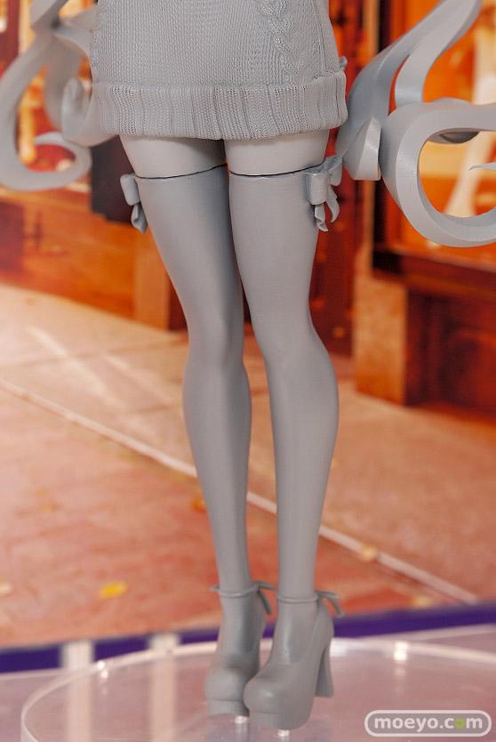 アクアマリン 戦姫絶唱シンフォギアAXZ 雪音クリス 小悪魔セーターstyle デザインココ フィギュア ワンダーフェスティバル 2020[冬] 10