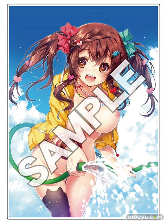 花畑と美少女 Hiten:COMIC阿吽Pin-upアクリルアートコレクションSP 櫻:COMIC阿吽アダルトキーチェーン 02