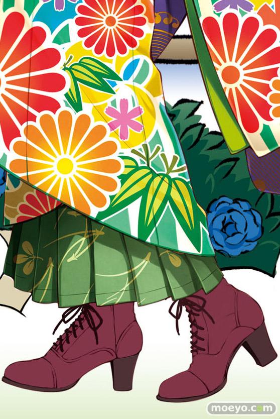 浮世絵木版画『当代美人彼女揃』澤村・スペンサー・英梨々 KADOKAWA 05