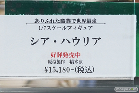 秋葉原の新作フィギュア展示の様子 39