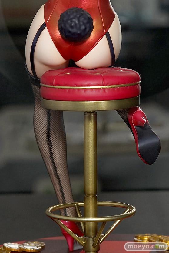 KADOKAWA KDcolle 「デート・ア・ライブ」 原作版 時崎狂三 バニーVer. フィギュア ふんどし ワンホビギャラリー 2020 OFFLINE 13