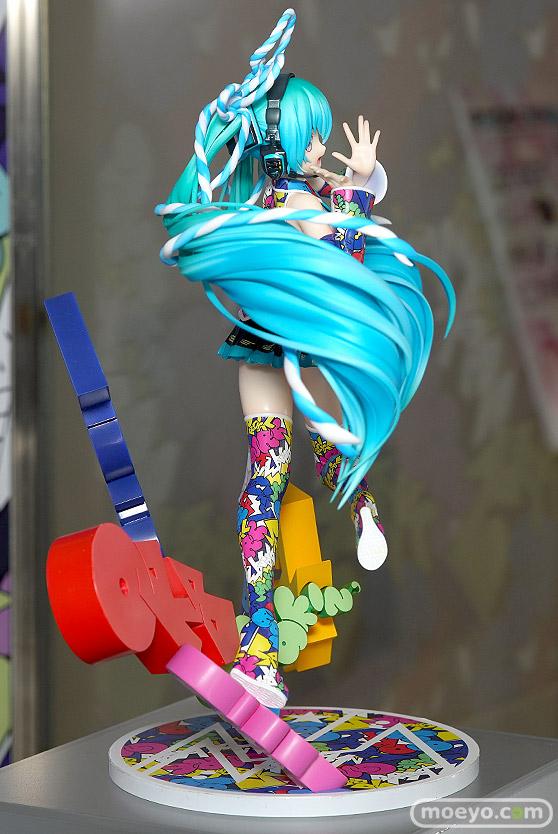 グッドスマイルカンパニー 初音ミク MIKU EXPO 5th Anniv. / Lucky☆Orb: UTA X KASOKU Ver. 白鷺いさお 中野フィギュア教室(福井) 杉健司 フィギュア ワンホビギャラリー 2020 OFFLINE 03