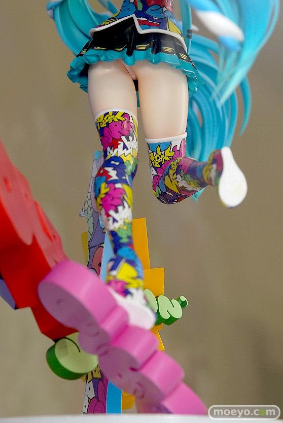 グッドスマイルカンパニー 初音ミク MIKU EXPO 5th Anniv. / Lucky☆Orb: UTA X KASOKU Ver. 白鷺いさお 中野フィギュア教室(福井) 杉健司 フィギュア ワンホビギャラリー 2020 OFFLINE 15
