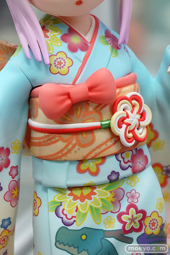 F:NEXフェネクス 小林さんちのメイドラゴン カンナ -晴レ着- フィギュア Amida  エムアイシー ひのきや 07
