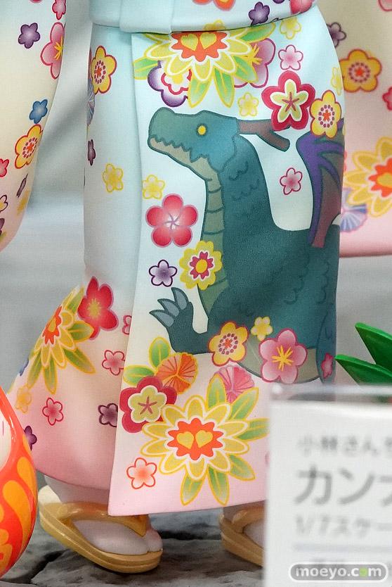 F:NEXフェネクス 小林さんちのメイドラゴン カンナ -晴レ着- フィギュア Amida  エムアイシー ひのきや 08