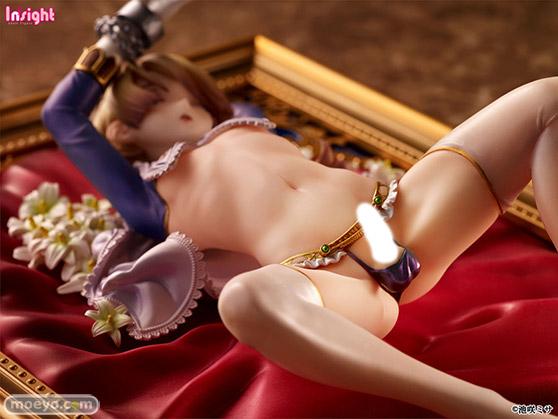 insight(インサイト) 池咲ミサ氏オリジナルキャラ「ジャンヌくん」 エロ フィギュア キャストオフ 23