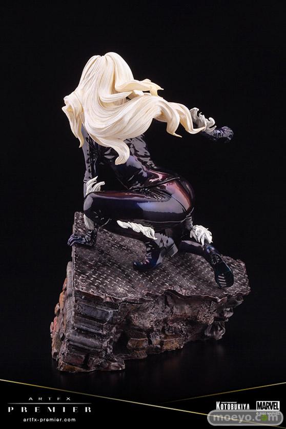 コトブキヤ ARTFX PREMIER MARVEL UNIVERSE ブラックキャット フィギュア 小抹香 07
