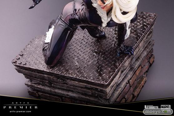 コトブキヤ ARTFX PREMIER MARVEL UNIVERSE ブラックキャット フィギュア 小抹香 12