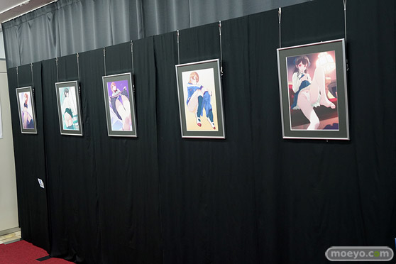 嫌な顔されながらおパンツ見せてもらいたいイラスト展8 エモントイズ アイドルのYuina 40原 02