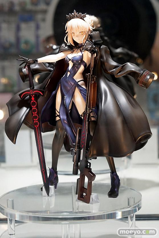ホビージャパン Fate/Grand Order ライダー/アルトリア・ペンドラゴン〔オルタ〕 グリズリーパンダ 星名詠美 AMAKUNI フィギュア 01