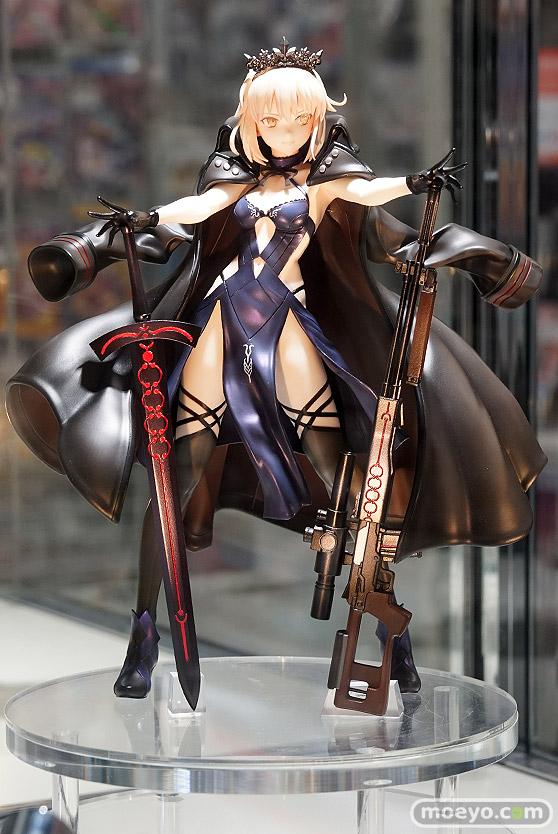 ホビージャパン Fate/Grand Order ライダー/アルトリア・ペンドラゴン〔オルタ〕 グリズリーパンダ 星名詠美 AMAKUNI フィギュア 02