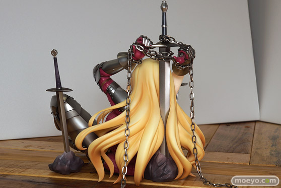 ネイティブ 犬江しんすけオリジナルキャラクター 女騎士ヴァレリー 榊馨 福井淳一 エロ フィギュア 27