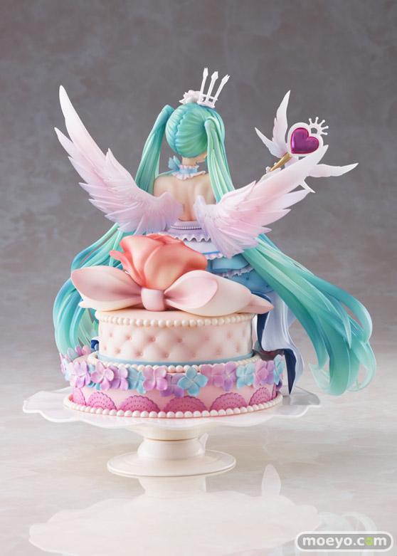 タイトー 初音ミクBirthday 2020~Sweet Angel ver.~ necömi CKB こねたこ ウイング フィギュア 02