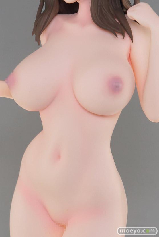 ダイキ工業 濡れJK illustration by 魔太郎 エロ フィギュア キャストオフ D蔵 明智逸鶴 全裸 製品版 43