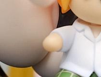 発売されたばかりのお股がすごいポーズのフレア新作美少女フィギュア「To LOVEる -とらぶる- ダークネス 金色の闇」彩色サンプルがアキバで展示!
