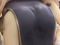 Reverse Studio新作美少女フィギュア「ドールズフロントライン OTs-14 紫雨心Ver.」彩色サンプルがアキバで展示!