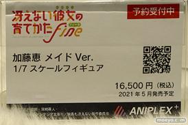 秋葉原の新作フィギュア展示の様子 04