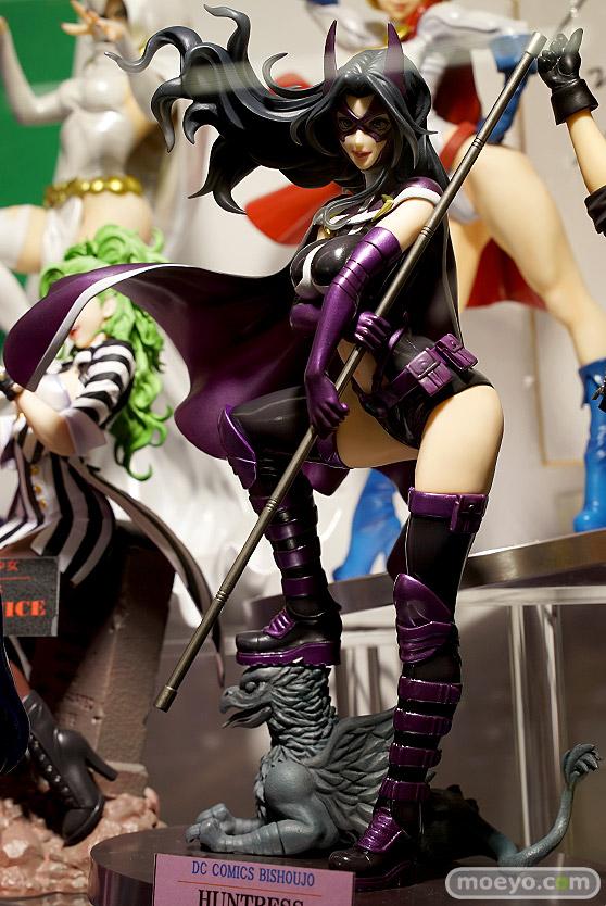 コトブキヤ DC COMICS美少女 DC UNIVERSE ハントレス 2nd Edition フィギュア 高橋昌宏 山下しゅんや 03