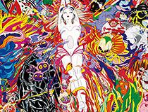 ブシロード×天野喜孝氏オリジナルグッズ「Yoshitaka Amano ARTWORKS」発売決定!