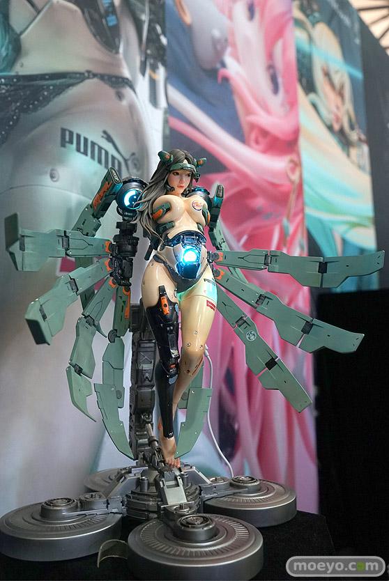 ワンダーフェスティバル2020上海 フィギュア ディーラー 01
