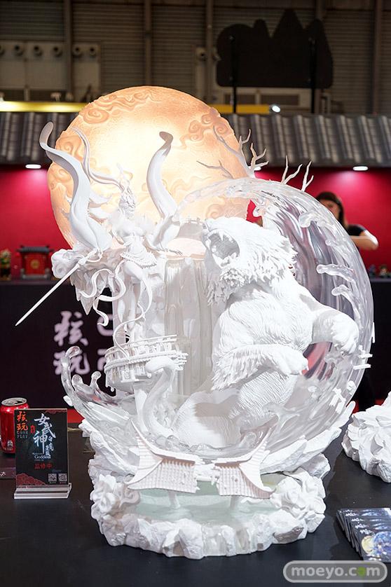 ワンダーフェスティバル2020上海 フィギュア ディーラー 17