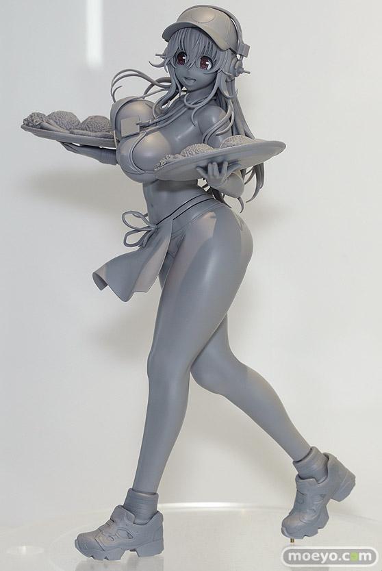 マックスファクトリー すーぱそに子 ビキニウェイトレスVer. グリズリーパンダ フィギュア ワンホビギャラリー 2020 AUTUMN 06