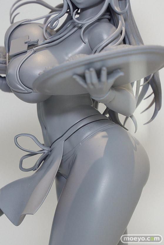 マックスファクトリー すーぱそに子 ビキニウェイトレスVer. グリズリーパンダ フィギュア ワンホビギャラリー 2020 AUTUMN 15