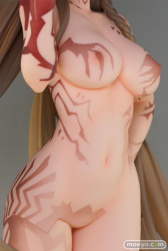 ダイキ工業 ダイキングダムシリーズ 卵の黄身オリジナルイラスト 狐耳さん 乙山法純 月柳 フィギュア エロ 32