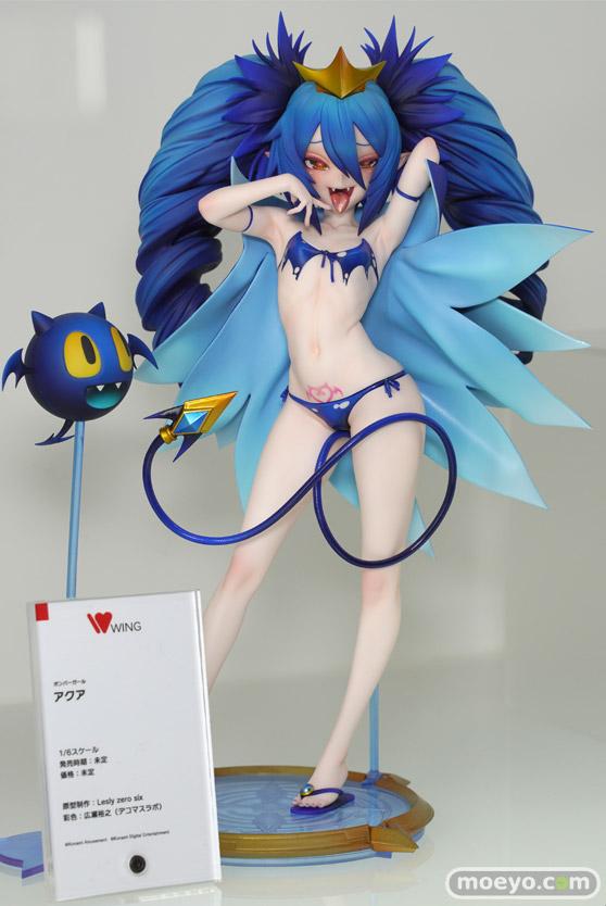 ウイング ボンバーガール アクア LESLyzerosix 広瀬裕之 フィギュア ワンホビギャラリー 2020 AUTUMN 03