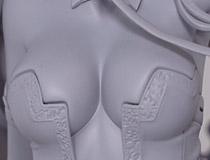 グッドスマイルカンパニー新作美少女フィギュア「ダーリン・イン・ザ・フランキス ゼロツー」監修中原型が展示!【ワンホビギャラリー 2020 AUTUMN】