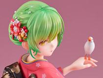 ユニオンクリエイティブ新作美少女フィギュア「ももこイラスト『縁ちゃん〈着物〉』」予約受付開始!