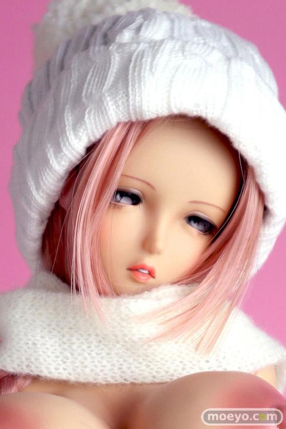 リアルアートプロジェクト Pink Drops #52友梨奈(ユリナ) QUARANTOTTO エロ ドール 11