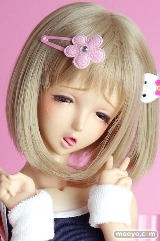 リアルアートプロジェクト Pink Drops #53 朱里(アカリ):日焼け跡ボディ ドール エロ 09