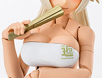 デザインはNidy-2D-氏が担当!コトブキヤ新作美少女プラモデル「メガミデバイス 朱羅 玉藻ノ前」予約受付開始!