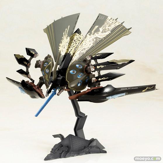 コトブキヤ 斑鳩 飛鉄塊 銀鶏[塗仏] プラモデル 伊世谷大士 02