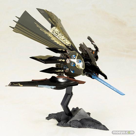 コトブキヤ 斑鳩 飛鉄塊 銀鶏[塗仏] プラモデル 伊世谷大士 06