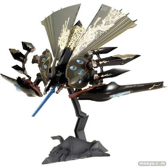 コトブキヤ 斑鳩 飛鉄塊 銀鶏[塗仏] プラモデル 伊世谷大士 10