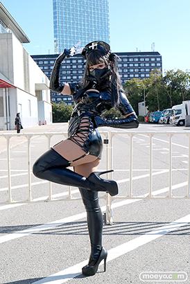 ワンフェス2020(WF2020冬) コスプレ イベント コンパニオン 画像 写真 レポート