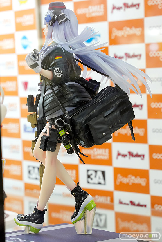 ファット・カンパニー ドールズフロントライン 416 MOD3 重傷Ver. RICO 緋色 フィギュア 04